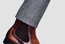 elegant men boots