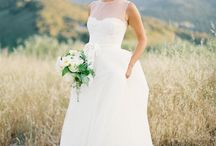 The Classic Bride / Classic, elegant and timeless.  The classic bride have impeccable taste and style.