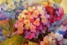 VV - květy