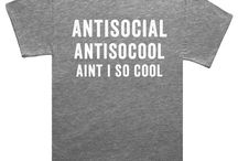 T-shirt funnies