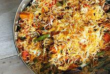 Healthy/ Low fat recipes