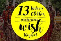 Indian Fashion & Makeup
