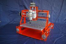 cnc and 3D printer