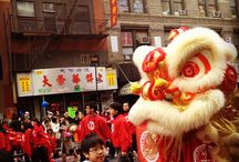year of the sheep / chinese new year + lunar new year / by Jennifer Diane