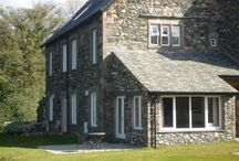 Garden Cottage, Fieldside Grange, Keswick, Lakes Cottage Holidays / A recently converted 1 bedroom 1 bathroom ground floor apartment, located in delightful gardens with views over the town to the fells.