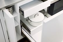 opruimen keuken / opbergruimte in de keuken