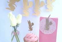 Fairy Party Decorations, Bunting, Cupcake Toppers & Accessories