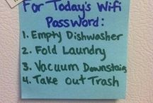 parents tips and lol's / by janel jones