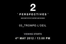 03_ TROMPE-L'OEIL / MVIO A/W 2012-2013 COLLECTION_2'PERSPECTIVES'  03_ TROMPE-L'OEIL facebook.com/mvio.kr