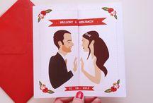 Visuels mariage