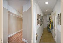 Corridor storage