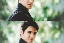 Jeremy in the vampire diaries <33