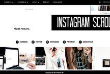 Diseño HTML / CSS   Design HTML / CSS / ¿Necesitas un tutorial fácil y sencillo para mejorar el diseño de tu blog? - Need an easy and simple tutorial to improve the design of your blog? #blog #blogger #blogging   Alexxa 26 Blog