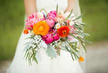 Wedding - Colors and Flowers / by Chantelle Cooper