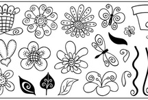 Quilling patterns / by Lisa Eckland