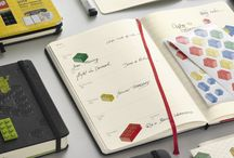 2014 Moleskine Planners/Diaries / Something for everyone and everyday. There is always a layout to meet your need and a cover to suit your mood. / by Moleskine World