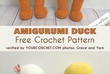 Amigurumi patterns