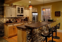 Kitchens / by Linda Sandage