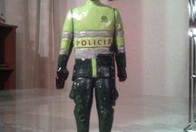 figuras policiales