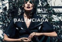 Fashion Campaigns - Balenciaga