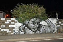 Think tank - graffiti art