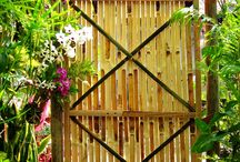Bamboo & Fencing