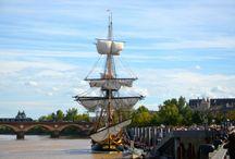 Bordeaux / Il fait bon flâner à Bordeaux et il y a tant à découvrir.