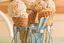 Foodie {Ice Cream Recipes} / Collection of ice cream recipes and amazing cold treat finds! / by Kim {The Celebration Shoppe}