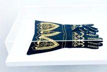 LA BELLE ET LA BETE / Gloves LA BELLE ET LA BETE - 2013 edition Jean Cocteau label - made in Millau France