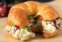 lunch and snacks for our family / quick healthy lunch or supper options / by Wendy Jacobs