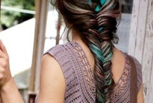 Hairstyles / by Erika D