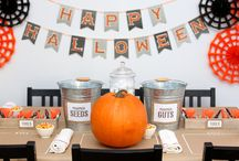 Halloween Ideas / Food, Decorating, and Tips to make the most out of the Halloween holiday. / by Heather Blackmon (FITaspire.com)