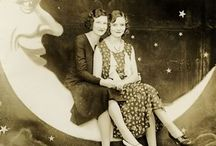 antique moon - paper moon / by Ralitza Photography