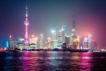 I Love Shanghai China