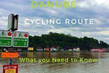 Bike and Barge - Danube
