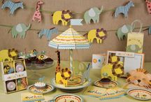 Baby Shower Ideas / by Kelly Wildbur