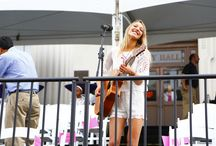 The Road South / The North Carolina Azalea Festival had its first ever Presenting Sponsor, Belk! We were able to welcome Road South musicians Carly Jo Jackson, Chase Likens, and The Down Home Band.