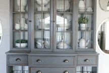 dining cupboards