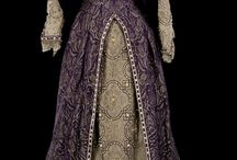 Medieval and Tudor Dresses