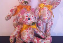 Japanesse Teddy Bears / GSBears Teddy Bears in romantic or vintage style