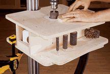 Wood jigs/tips