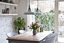 kuchnia, jadalnia, salon