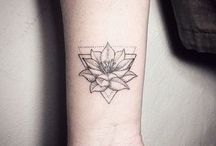 Lotus tattoo