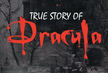Dracula | Vampires | Horror Book  | Manuscript |  Script Writing | Music Composer | Publications / True Story of Dracula is a horror book. It is written as if Dracula had existed. So it starts with Vlad III, from his early childhood, and tries to give him a character one can relate to, until the moment he was killed and how he was transformed into Dracula. read it! www.truestoryofdracula.com