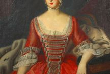 18th century Prussia dress 1710-1760
