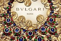 Bvlgari / This Rome-based brand combines elegance and extravagance very well and without losing its penchant for traditions. Even today, Bvlagri's collection still flaunts the house's signature features including large gemstones for centerpieces, bold shapes, and the use of cabochon stones (a tradition that  dates back to the 1960's Italian glamour). Aside from the best gemstones, Bvlgari only uses 18-karat gold for its collection.