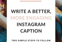 Instagram Tips / Tips, tricks, articles and ideas about instagram