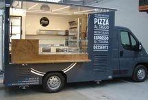 Fiat Food Trucks