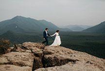 Свадьбы в горах