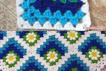mavi motif